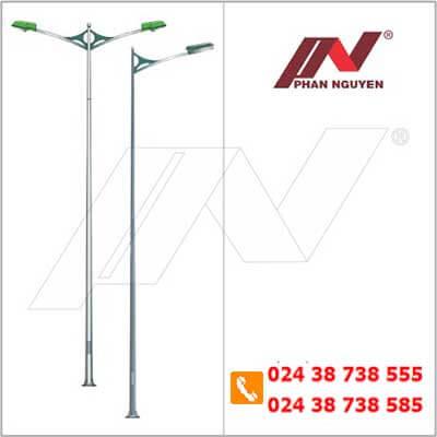 Phan Nguyễn sản xuất trực tiếp Cột đèn cao áp, cột thép mạ kẽm phân phối tại Gia Lai
