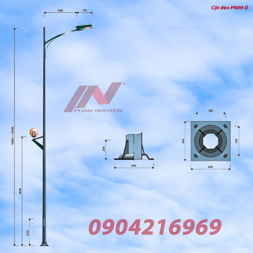 Phan Nguyễn Nơi bán Cột đèn cao áp tại Cao Bằng uy tín, chất lượng , giá tốt