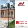 Trụ đèn trang trí, cột sân vườn bền, đẹp tại Quảng Trị sản xuất và phân phối bởi Phan Nguyễn giá tốt
