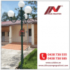 Phan Nguyễn địa chỉ cung cấp cột đèn trang trí sân vườn đẹp, giá tốt tại Sơn La