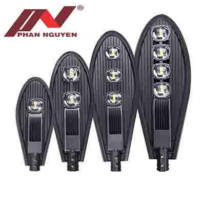 Các mức công suất đèn đường led cao áp thông dụng